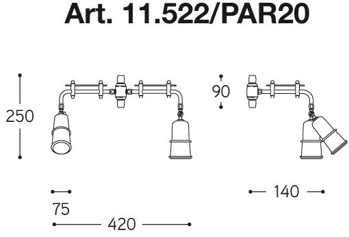 Civeta 11.522/PAR20 (attach1 4755)